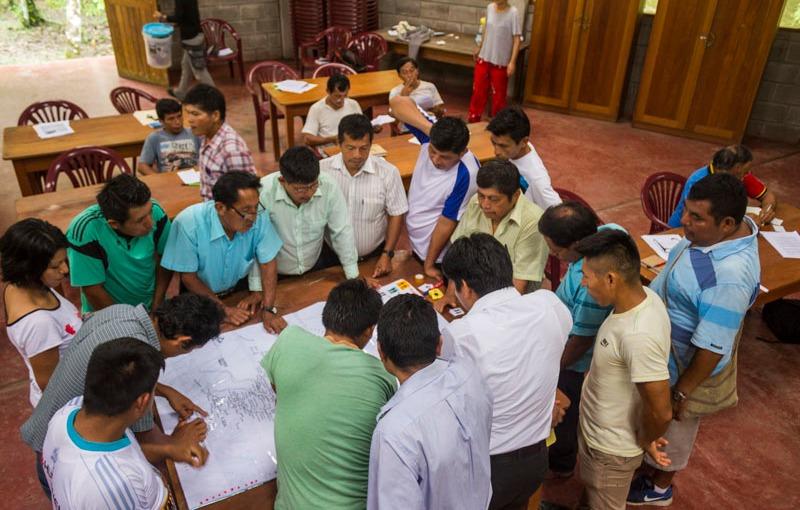 Comunidades Awajun y Wampis exigen se detenga creación de rondas campesinas en susterritorios